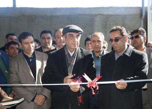 واحد تولید و فرآوری کشمش با سرمایه گذاری 70 میلیارد ریال در بناب افتتاح شد