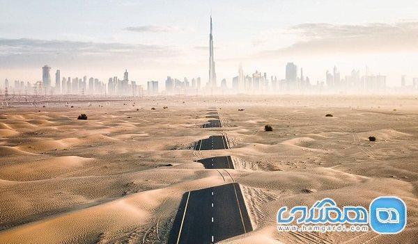 با بی مثال ترین جاذبه های گردشگری دبی آشنا شویم