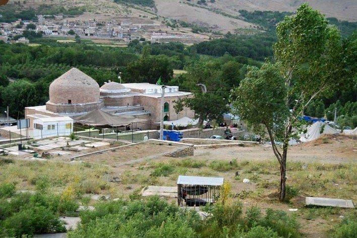 سفر مجازی به امامزاده محسن (ع) در استان همدان