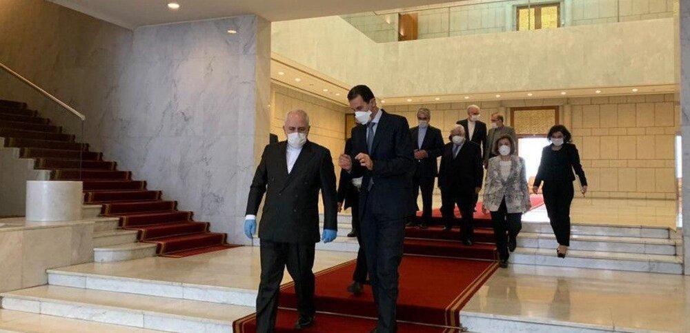 اتفاقات و اهدافی بسیار مهم که ظریف را به دمشق کشاند