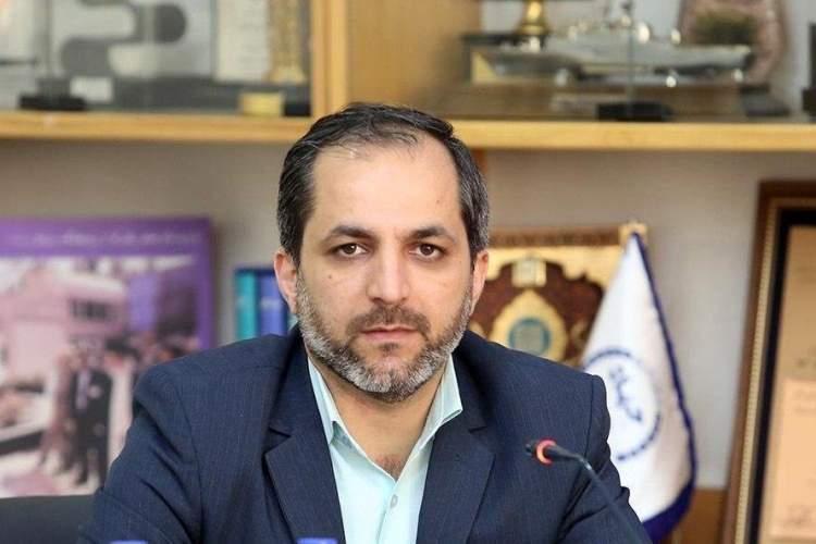 حامد علی اکبر زاده عنوان سرپرستی انتشارات جهاد دانشگاهی را دریافت کرد