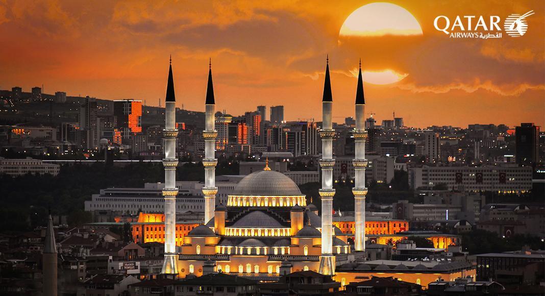 پروازهای غیر مستقیم تهران آنکارا با قطر ایرویز