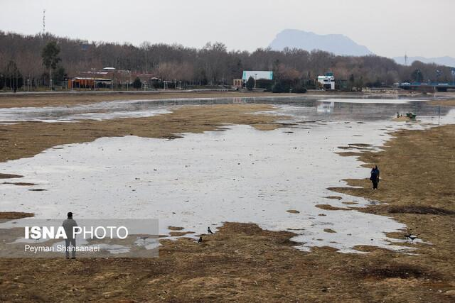 افزایش حجم آب خروجی سد زاینده رود برای باغات غرب اصفهان از بامداد فردا
