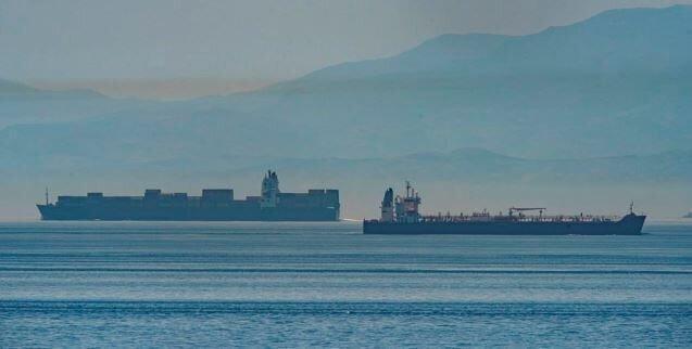 تصاویر ، دومین نفتکش ایران هم به ونزوئلا رسید