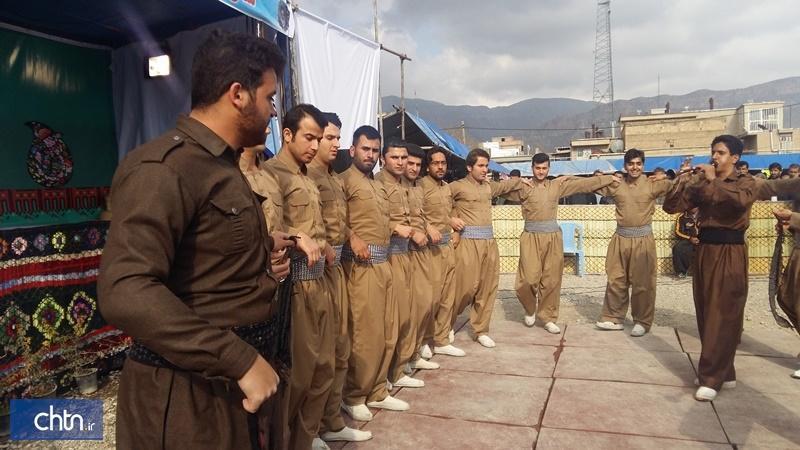 برگزاری برنامه فرهنگی گردشگری ایلام در البرز