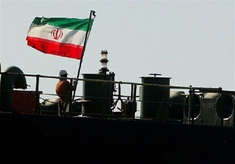 غرق یک کشتی ایرانی در آب های سرزمینی عراق