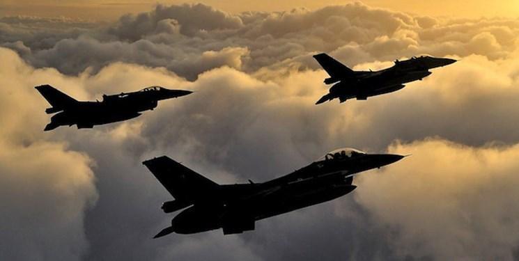 حملات گسترده جنگنده های ترکیه علیه مواضع پ ک ک در شمال عراق