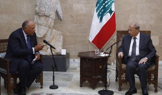 مصر: آماده بازسازی بیروت هستیم