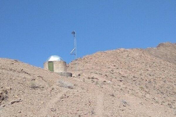 ایستگاه لرزه نگاری باند پهن شورآب در خراسان جنوبی راه اندازی شد