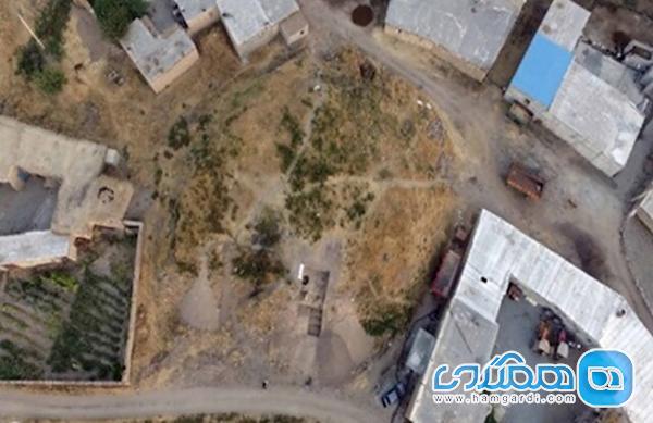 نابودی شماری از آثار باستانی شهرستان قلعه گنج