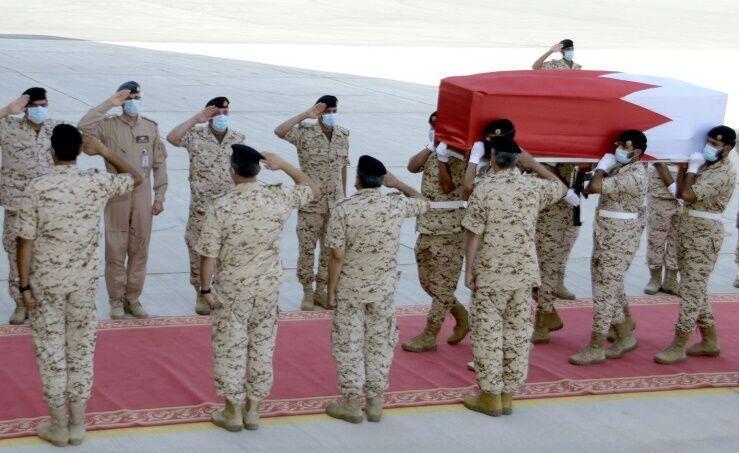 خبرنگاران یک نظامی بحرینی در یمن کشته شد