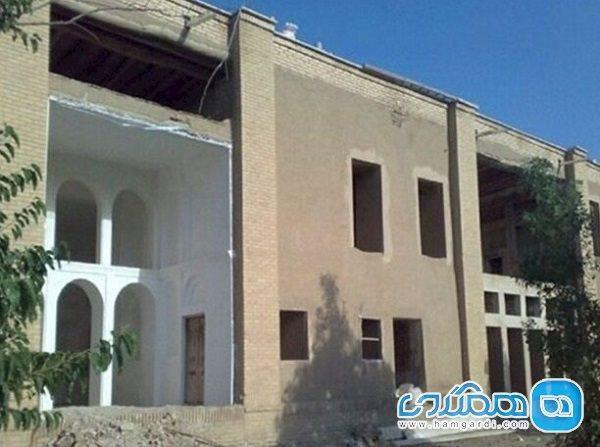 اعلام آغاز بازسازی قلعه بهادری در کمیجان