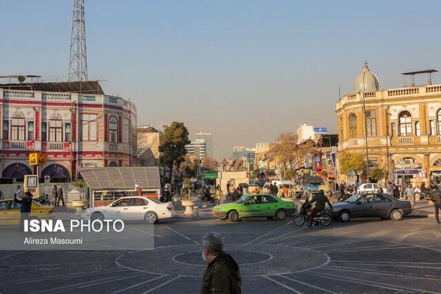شرایط هوای تهران قابل قبول است