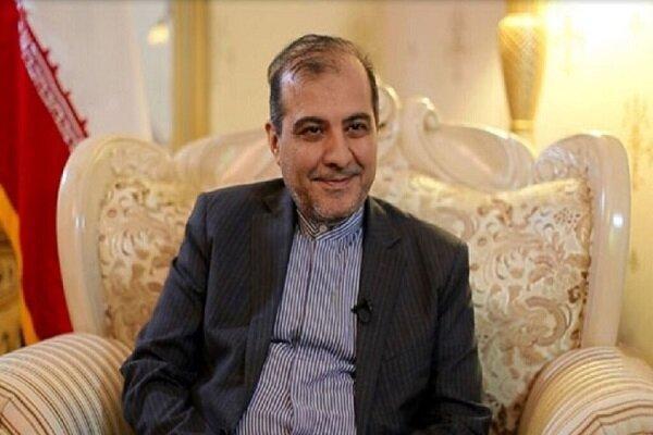 خاجی: ایران از تمام توان خود برای دفاع از مردم مظلوم یمن استفاده می نماید
