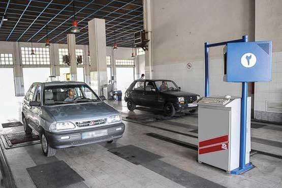 چند درصد خودروها در مراکز معاینه فنی مردود می شوند
