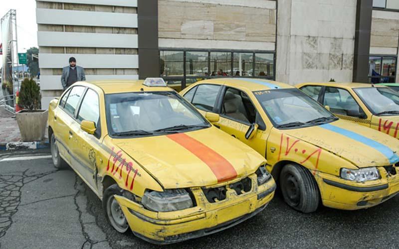 توقف نوسازی تاکسی های فرسوده ، خودروسازان تاکسی نو ندارند که بدهند!