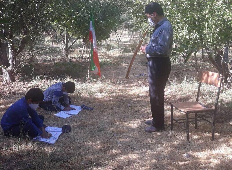 خبرنگاران روزگار سخت تحصیل دانش آموزان محروم در کهگیلویه و بویراحمد