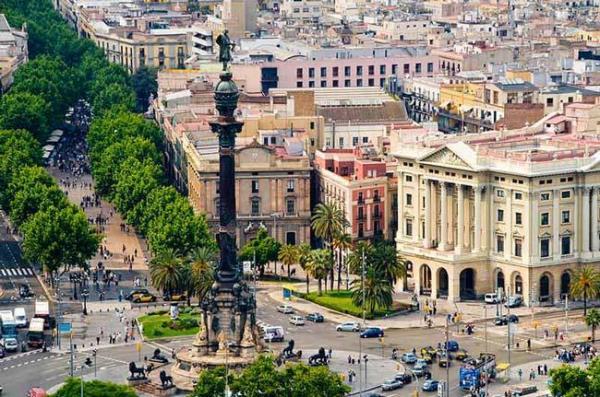 جاذبه های گردشگری بارسلون؛ پایتخت ایالت کاتالونیا