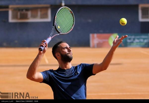 خبرنگاران پرداخت سه میلیارد از بدهی فدراسیون تنیس به شرکت توسعه اماکن ورزشی