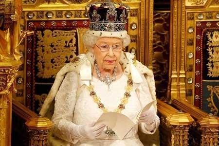 پیغام جعلی ملکه انگلیس دردسرساز شد