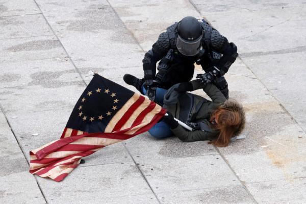غرور از دست رفته امریکایی