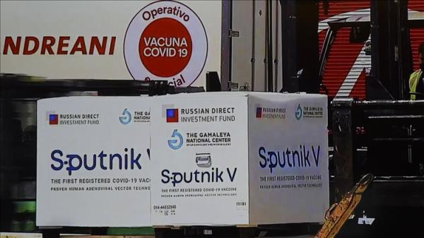 زمان ارسال محموله بعدی واکسن روسی کرونا تعیین شد