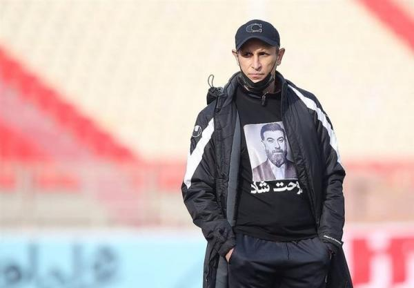 گل محمدی: این برد مبارک طرفداران و تقدیم به انصاریان