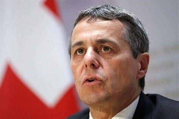 وزیر خارجه سوئیس به بغداد سفر می کند
