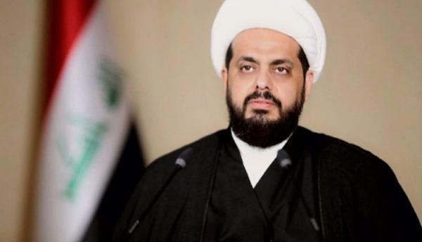 دبیرکل عصائب اهل الحق: آمریکا به دنبال توجیه ادامه حضور در عراق است