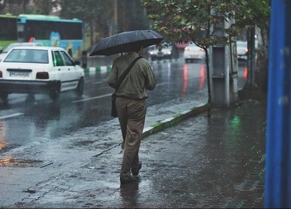شرایط آب و هوا امروز آدینه 3 اردیبهشت 1400؛ رگبار باران در بیش از 15 استان کشور