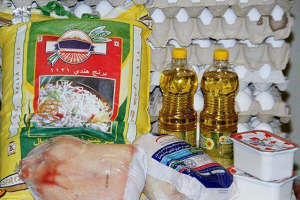 تخصیص 1.4 میلیارد دلار برای واردات کالا های اساسی در دو ماه گذشته
