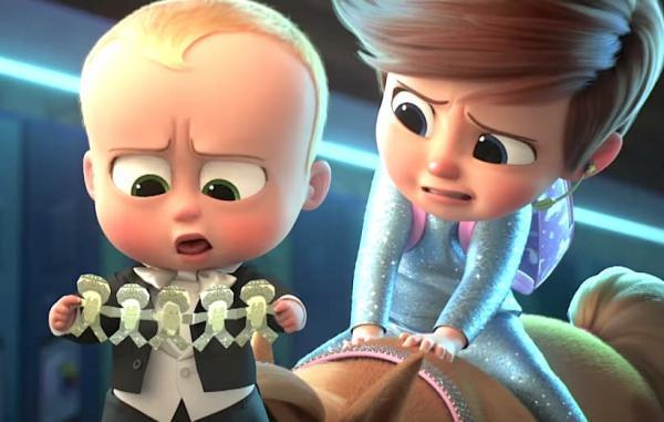 انیمیشن بچه رییس 2 تیر ماه سال جاری اکران خواهد شد