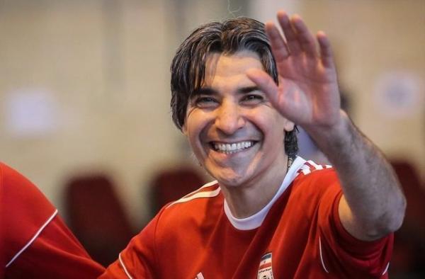 شمسایی: بگذاریم تیم ملی با آرامش به جام جهانی برود!