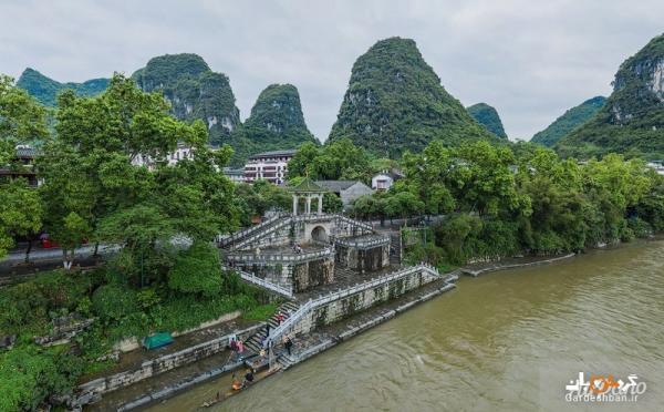 گویلین؛ کوهستانی رویایی در چین