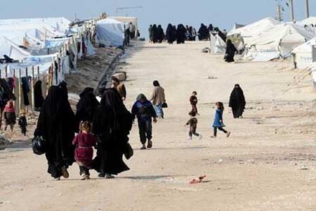 انتقال خانواده های تروریست ها به خاک عراق اقدامی تحریک آمیز است