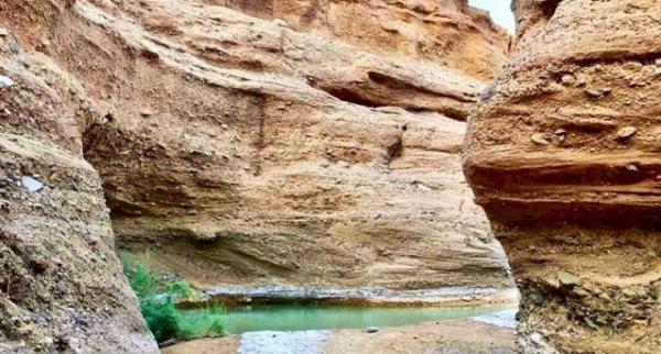 دره آسون، جاذبه ای منحصربه فرد در دل طبیعت باغ شهر نطنز