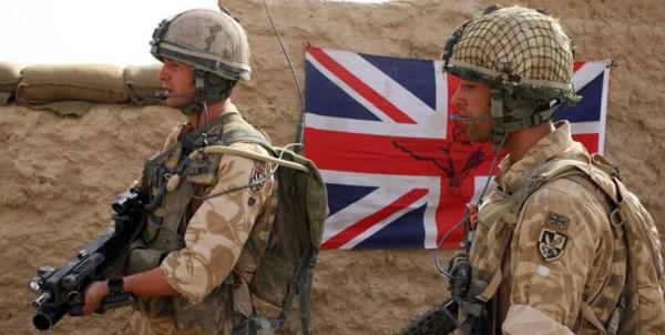 جانسون سرانجام حضور نظامی انگلیس در افغانستان را گفت