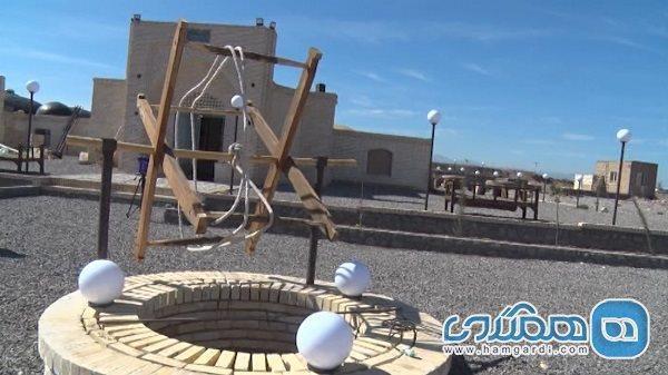 سنگ های بزرگترین آسیاب آبی ایران از چرخش ایستادند