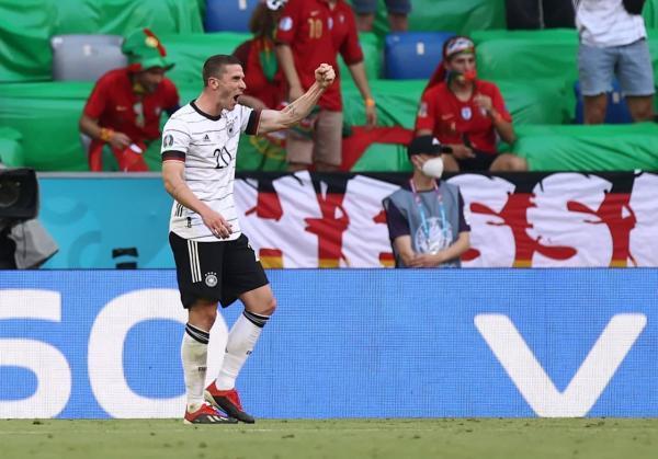 بارسلونا پیگیر ستاره آلمان در یورو شد