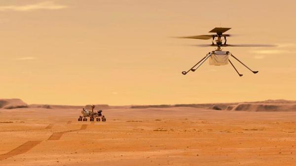 پروازهای پیروز نبوغ؛ ناسا در پی فراوری نسل بعدی بالگردهای مریخی است