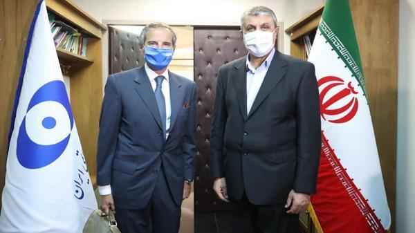 گروسی: پس از مذاکرات وین به تهران برمی گردم