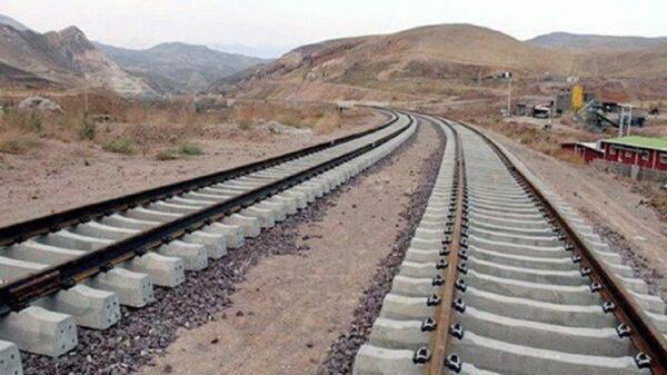 پیشرفت 57 درصدی پروژه راه آهن مبارکه به سفیددشت